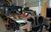 LNWR coal tank 0-6-2T 1054, Ingrow, Sun 20 February 2005