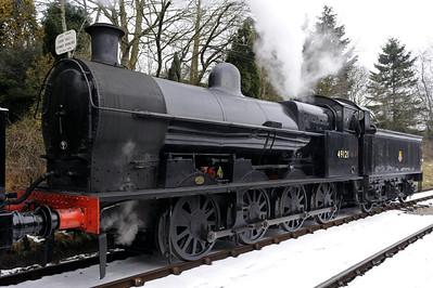 Keighley & Worth Valley Railway gala, 2012
