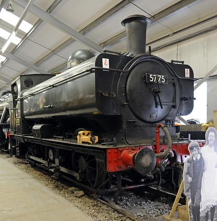 5775, Oxenhope, Fri 10 February 2012.