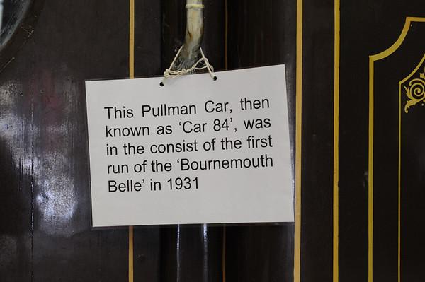 Pullman car Mary, Oxenhope, Fri 10 February 2012 2..