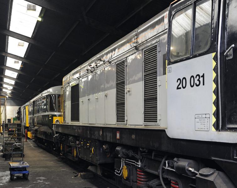 20031, 79964 & 25069, Haworth, Fri 10 February 2012.