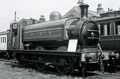 Keighley & Worth Valley Railway, 1967
