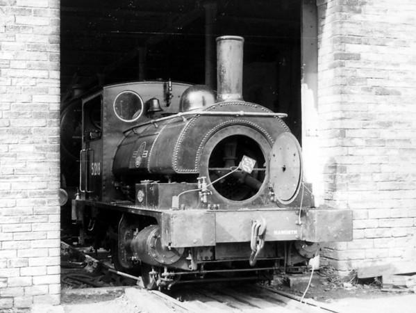 51218, Haworth, 1966.  4744 is behind.