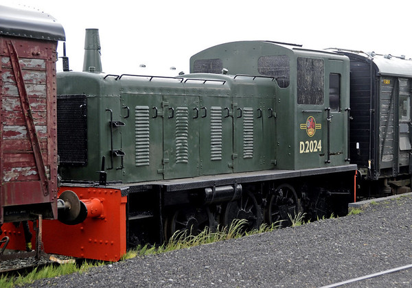 D2024, Bodiam, Fri 8 June 2012
