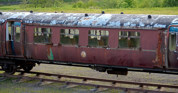 LMS 29896, Tebay, 8 June 2009 2