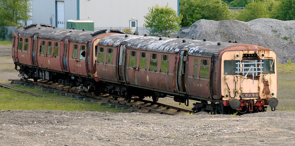 LMS 29896 & 28361, Tebay, 8 June 2009 2.