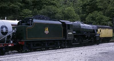 Lakeside & Haverthwaite Railway, 1970s