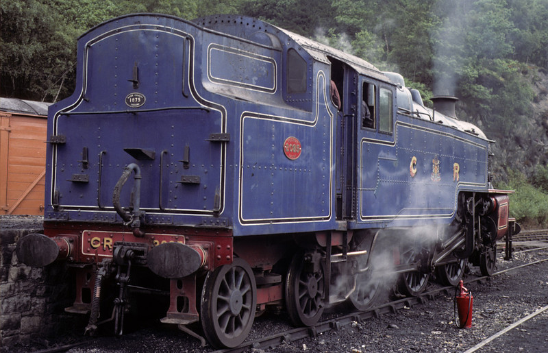 2085, Haverthwaite, 1 August 1976. Photo by Les Tindall.