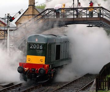 Lakeside & Haverthwaite Railway, 2006