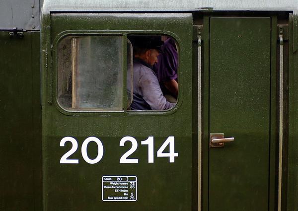 20214 (D8314), Haverthwaite, Sun 21 May 2006