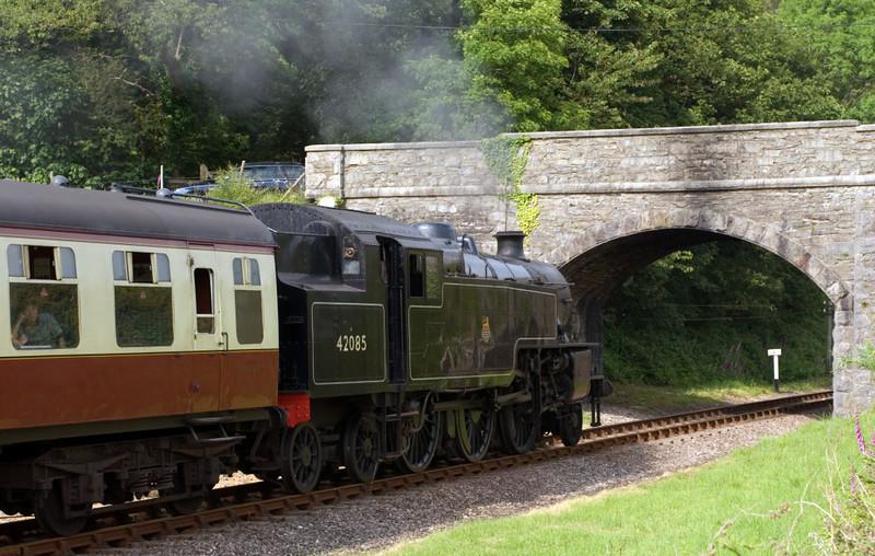 42085, Newby Bridge, 10 June 2007 - 1627 3