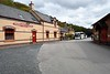 Haverthwaite station, Sat 29 April 2017 9. The new building is at left.