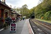 Haverthwaite station, Sat 29 April 2017 5.