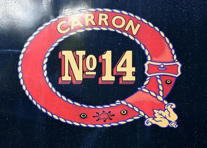 Carron No 14, Haverthwaite, 28 September 2019 2.