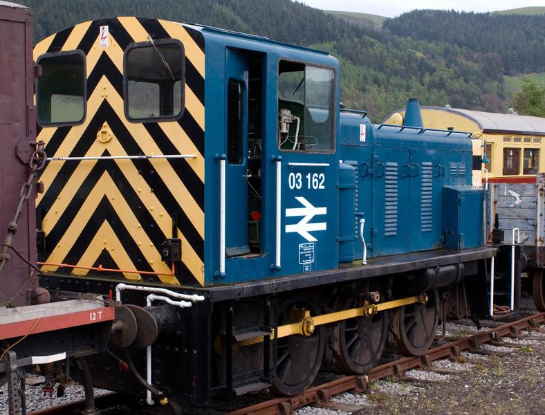 03162, Carrog (Llangollen Rly), 22 April 2007