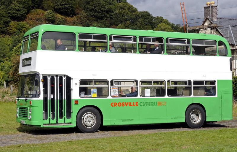 Bristol BMA 521W, Glyndyfrdwy, Sat 27 August 2011.