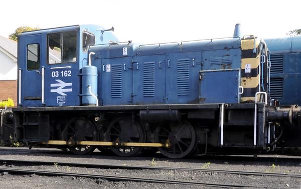 03162 (D2162), Llangollen, Sat 27 August 2011.