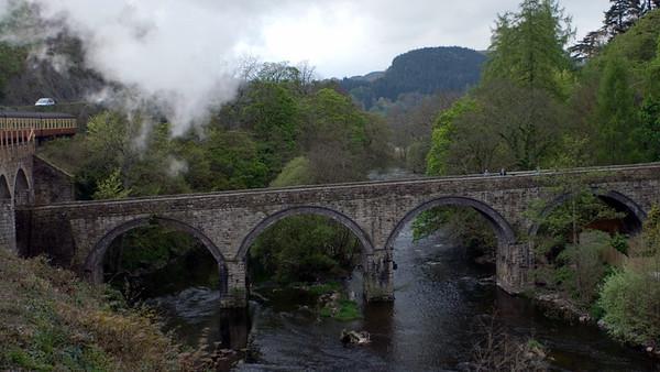Bridges, Berwyn, 22 April 2007