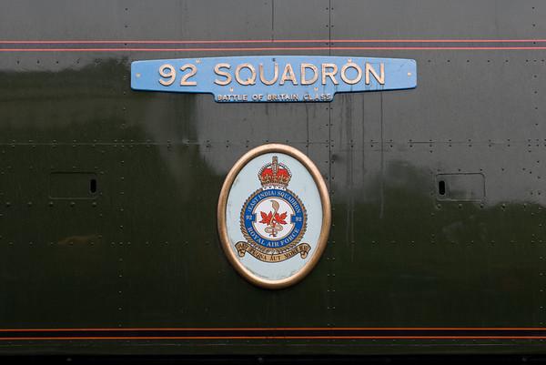 34081 92 Squadron, Llangollen, 22 April 2007