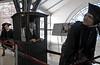 1780 sedan chair, London Transport Museum, Covent Garden, Sun 1 April 2012