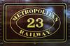 Metropolitan Rly 4-4-0T No 23, London Transport Museum, Covent Garden, Sun 1 April 2012 3.