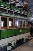 American-built 1882 London Tramways Co horse tram No 284, London Transport Museum, Covent Garden, Sun 1 April 2012 2.