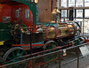 Isle of Man Rly No 3 Pender, Manchester Museum of Science & Industry, 15 September 2005 2.