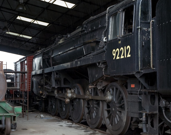 92212, Ropley, 4 March 2007