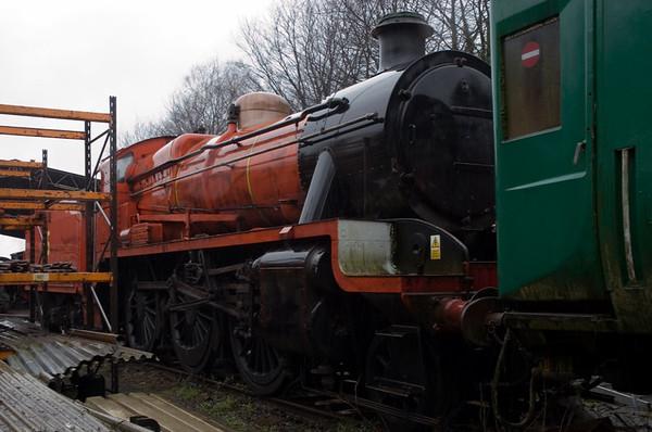 No 5 [31874], Ropley, 4 March 2007