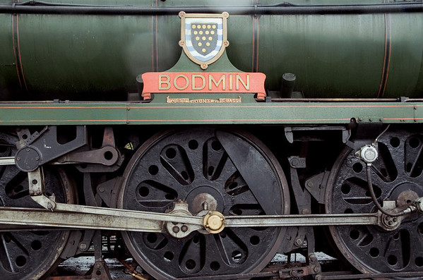 34016 Bodmin, Ropley, 4 March 2007 3