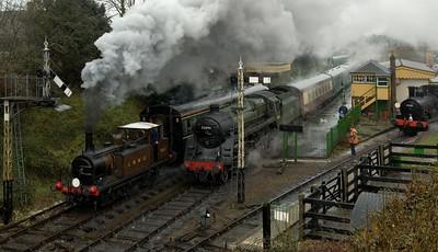 Mid Hants Railway, 2007