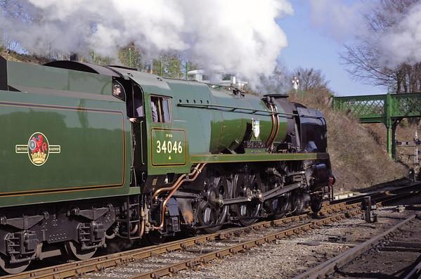 34046 Braunton, Ropley, Sun 9 March 2014 - 1059 3.