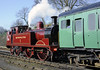 Metropolitan Rly No 1, Ropley, Sun 9 March 2014 3 - 1056.