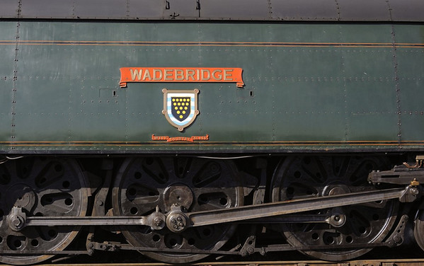 34007 Wadebridge, Ropley, Sun 9 March 2014 4 - 1331.