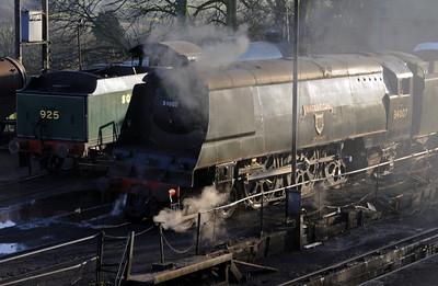 Mid Hants Railway, 2014