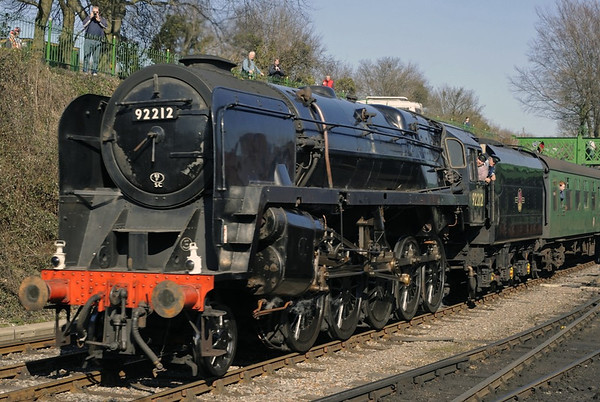 92212, Ropley, Sun 9 March 2014 - 1328
