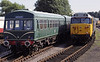 51499, 51226 & 50026 Indomitable, Dereham, Wed 28 August 2013