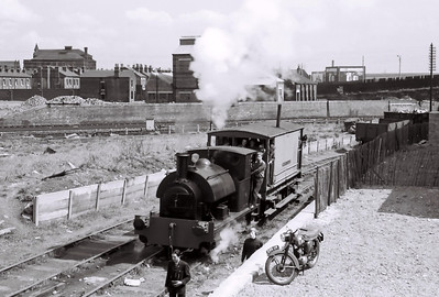 Middleton Railway Leeds, 1960s