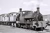 Bagnall 2702 & NER 1310, Parkside, 2 July 1966 1