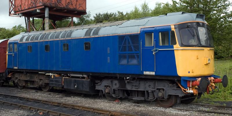 33046, Swanwick Junction, 24 June 2007