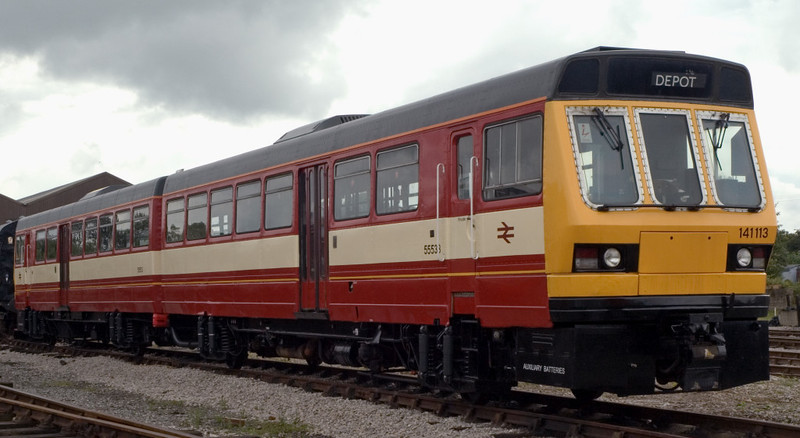 141113, Swanwick Junction, 24 June 2007