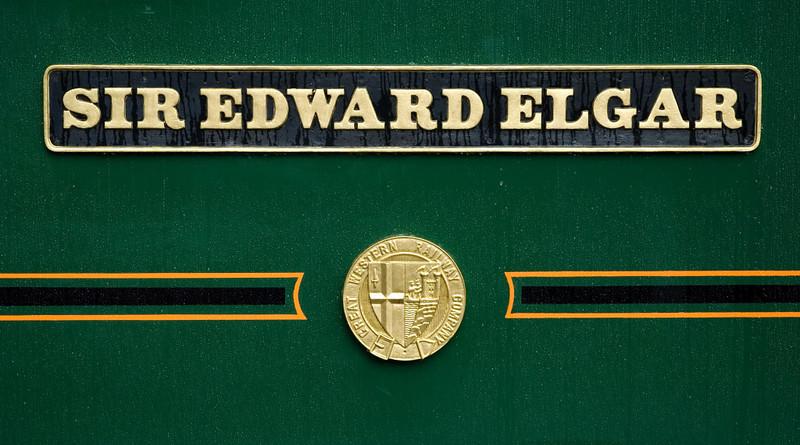 50007 Sir Edward Elgar, Swanwick Junction, 24 June 2007 3