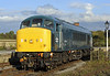 45133 (D40), Swanwick Junction, Sun 14 October 2012 - 1634.  The Peak goes on shed after topping and tailing with 46233.