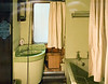 LNWR royal  / officers' saloon No 45000, Swanwick Junction, 24 June 2007 3.  The bathroom..