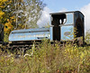 Lytham St Anne's, Swanwick Junction, Sun 14 October 2012.  Peckett 0-4-0ST 2111 / 1949.
