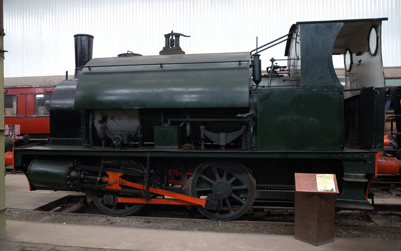 Gladys, Swanwick Junction, 24 June 2007    Markham 109 / 1894