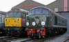 47761 & D4 Great Gable, Swanwick Junction, Sun 14 October 2012