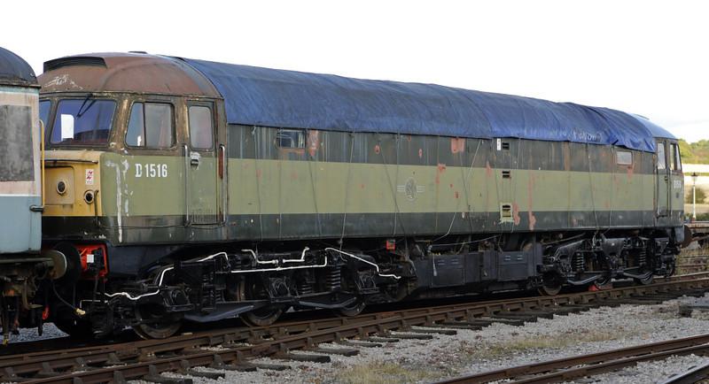 D1516( 47417), Swanwick Junction, Sun 14 October 2012
