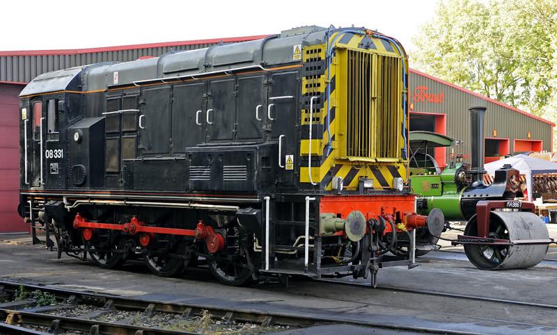 08831, Swanwick Junction, Sun 14 October 2012