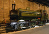 Great Northern Rly 0-6-0T No 1247 (68846), National Rly Museum, York, Fri 31 January 2014